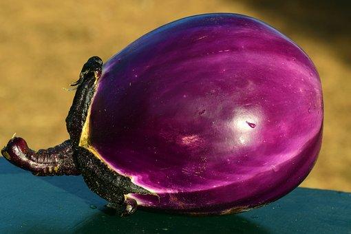 Eggplant, Food, Eat, Vegetables, Healthy, Delicious