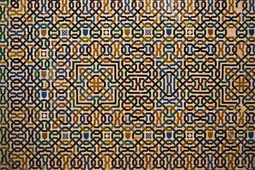 Ornament, Pattern, Arabian Nights, Mosaic, Tiles