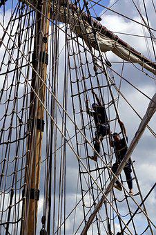 Sailor, Panties, Boatswain, Sailing Ship, You Have