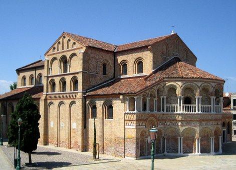 Santa Maria E San Donato, Murano, Italy, Byzantine