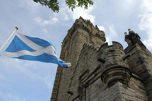 Scotland, Wallace, Tower, Courageous