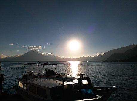 Panajachel, Solola, Guatemala, Lake Atitlan