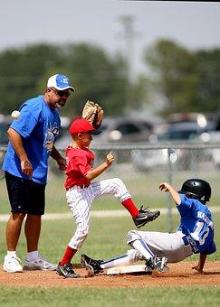 Baseball, Little League, Little, Ball, Sport, Player
