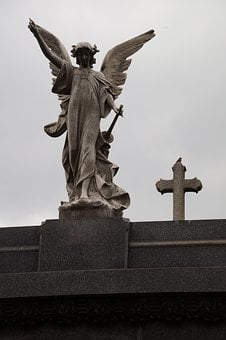 La Recoleta, Buenos Aires, Cemetery, Decor, Religious