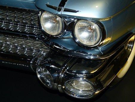 Oldtimer, Historically, Vehicle, Nostalgia, Classic