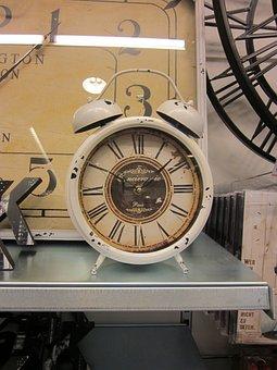 Alarm Clock, Clock, Time, Zeitgeist, Duration