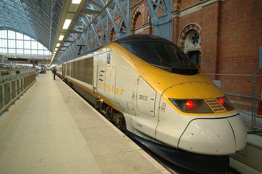 United Kingdom, London, Eurostar, High-speed Trains