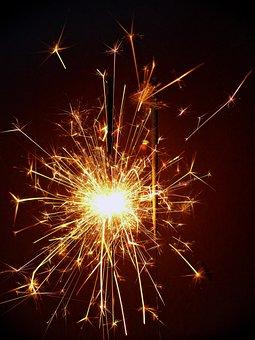 Celebration, Fire, Fireworks, Greeting, Congratulations
