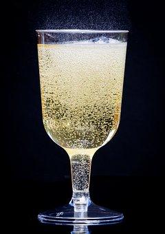 Champagne, Fizz, Alcohol, Glass, Drink, Celebration