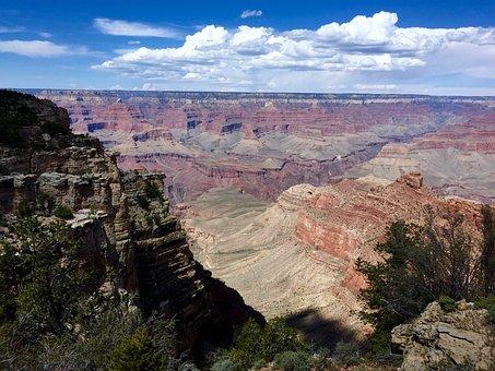 Grand Canyon, South Rim, Flagstaff Arizona, Landscape