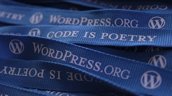 Wordpress, Lanyards, Blog, Blogging, Blue, Logo, Code