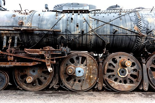 Locomotive, Loco, Railway, Historically