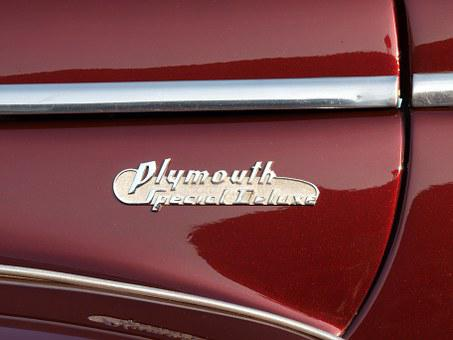 Plymouth, Coupe, Logo, Automobiles, Car, Vehicle