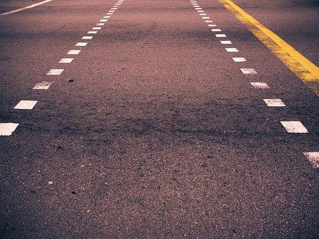 Road, Walkway, Crossing, Mark, Line, Crosswalk