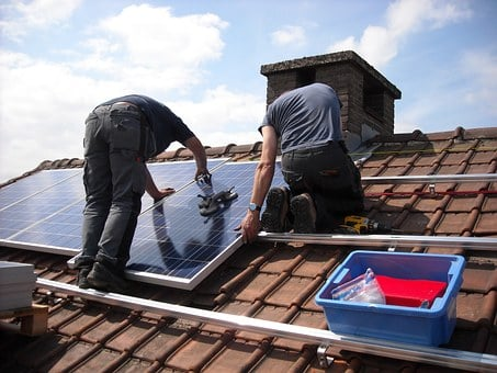 Solar Panels, Placement, Green Energy, Ecological