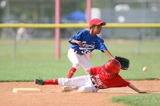 Baseball, Baseball Player, Player, Second Base