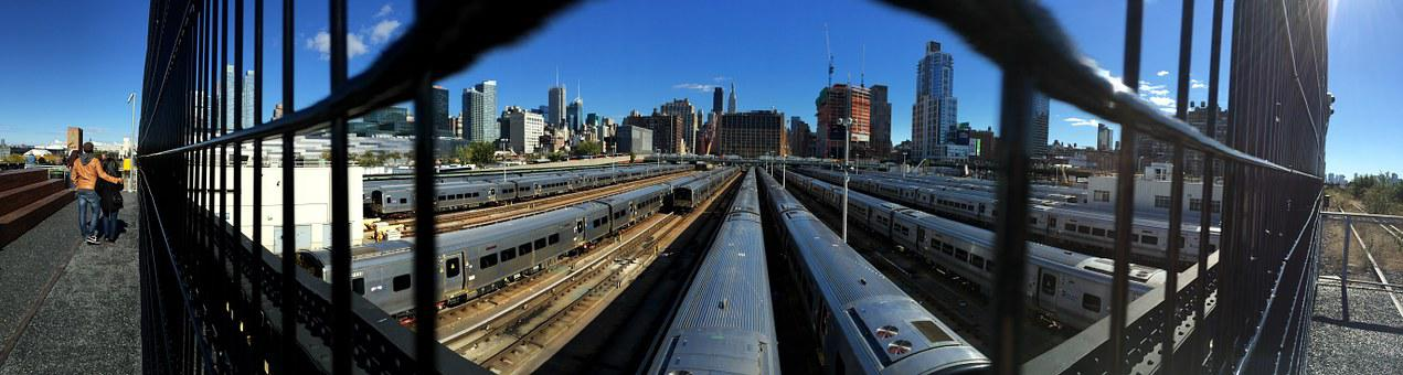 Panorama, New York, Port Authority, Port, Authority