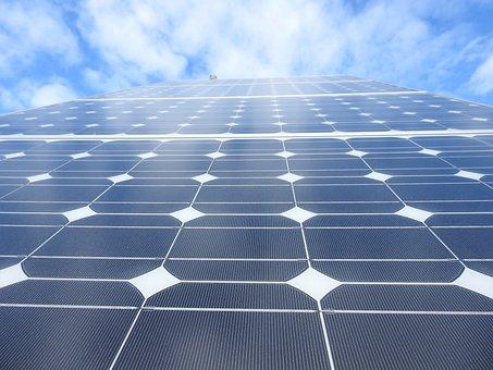 Solar Panels, Green Energy, Free Energy