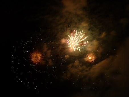 The Night Sky, Fire Operations, Cheers, To Show, Flame