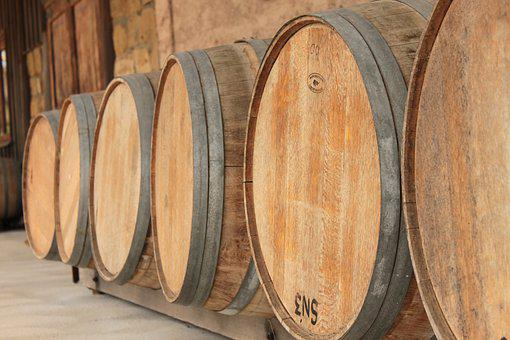 Barrels, Wine, Timeless