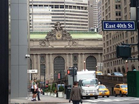 Grand Central Station, New York City, Train Station