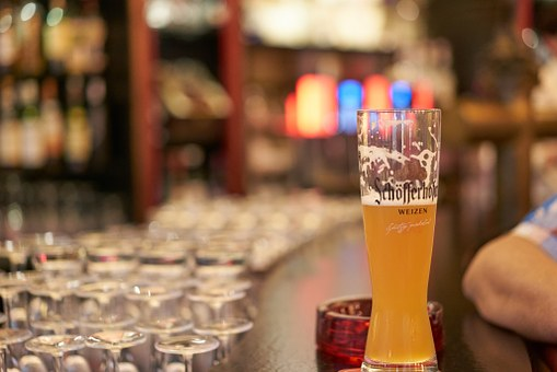 Wheat, Beer, Bar, Beer Glass, Drink, Thirst, Wheat Beer