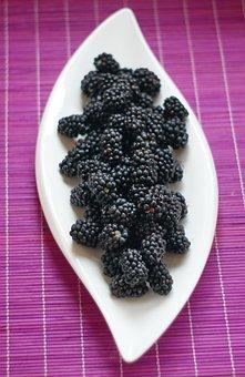 Blackberries, Wild Berries, Berry, Healthy, Fruit