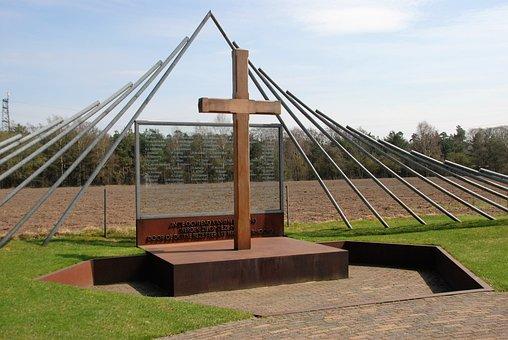 Monument, Second World War, Fusillade, Woeste Hoeve