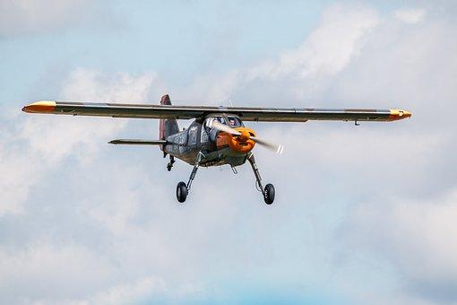 Dornier Do 27, Aircraft, Fly, Dornier, Bundeswehr