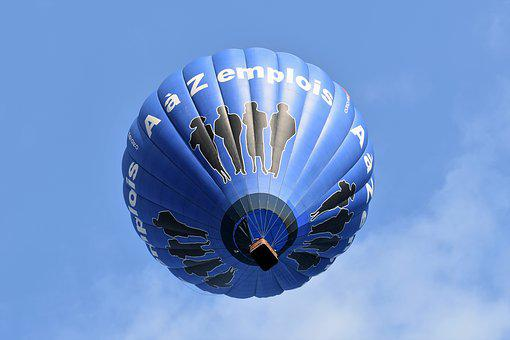 Hot Air Balloon, Balloon, Hot Air Balloon Ride, Burner