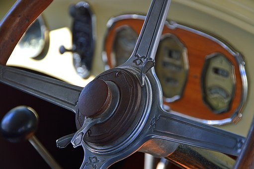 Old Timer, Car, Government, Old Car, Veteran Car