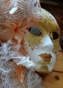 Venice, Mask, Carnival, Italy, Masquerade