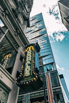 Chicago, Usa, Skyscrapers, Skyscraper, America, City