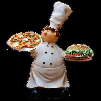 Pizza, Hamburger, Cheeseburger, Cooking, Funny, Food