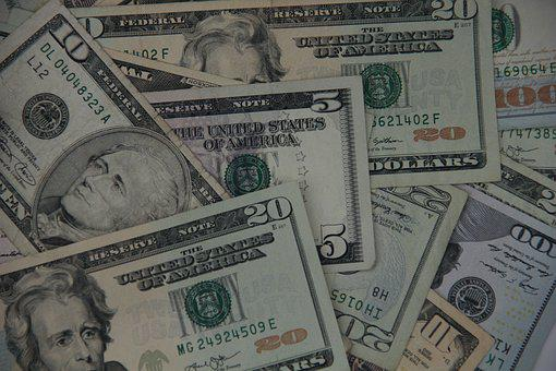 Money, Cash, Dollars, Bills, Currency, Finance, Wealth