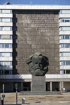 Marx, Karl, Communism, Historically, Monument