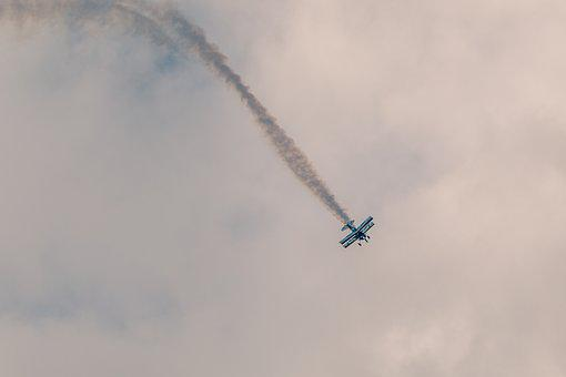 Pitts S2a, Pitts Raven S2xs, Aerotek, Aircraft, Flying