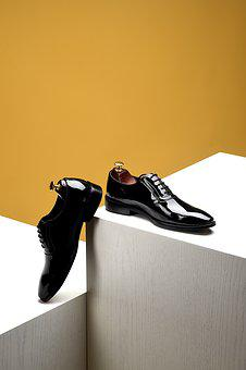 Leather Shoes, Product Photography, Light