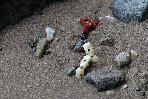 Bracelet, Sand, Beach, Sand Beach, Jewellery