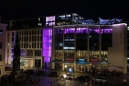 Shopping, Schoppen, Shopping Centre, Architecture