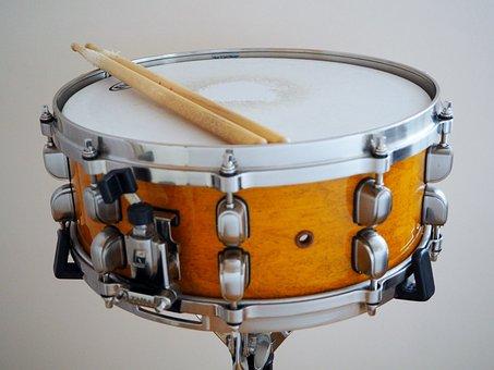 Snare Drum, Drums, Music, Small Drum, Drum