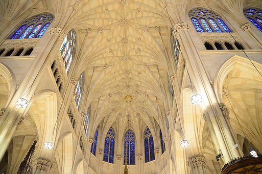 Usa, New York, St Patrick's Cathedral