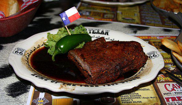 Usa, Steak, Amarillo, Big Texan Steak House, America