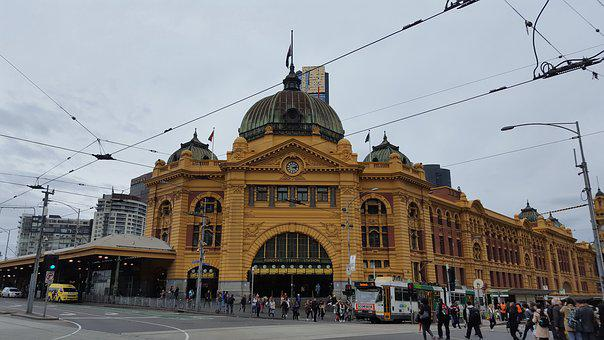 Central Station, Melbourne, Victoria, Australia