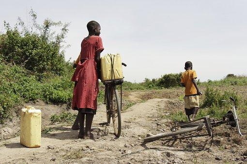 Africa, People Of Uganda, Uganda, Kids Of Uganda, Kids