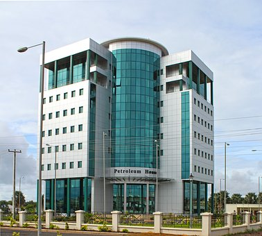 Gambia, Infrastructure, Building, Modern Architecture