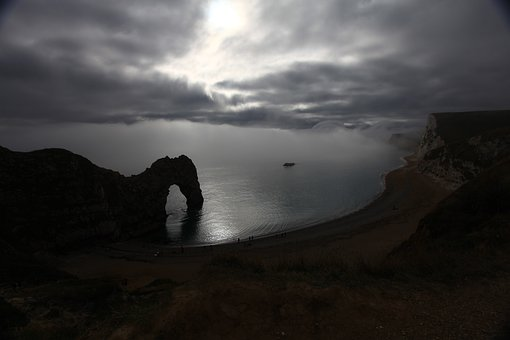 Coast, Dorset, Durdle Door, Coastline, Jurassic Coast