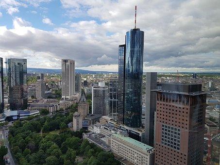 Frankfurt, Ffm, City