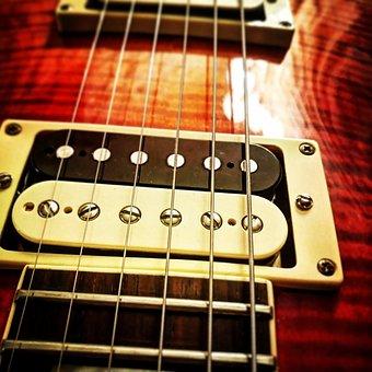 Guitar, Music, Rock Music, Instrument