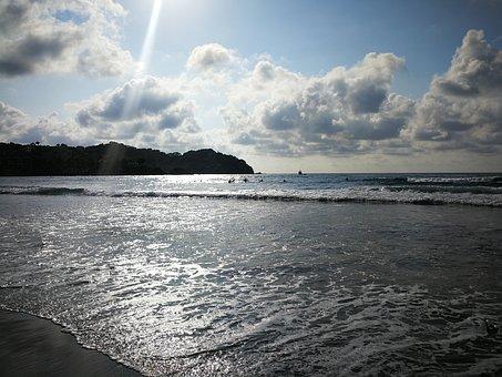 Beach, Surf, Is